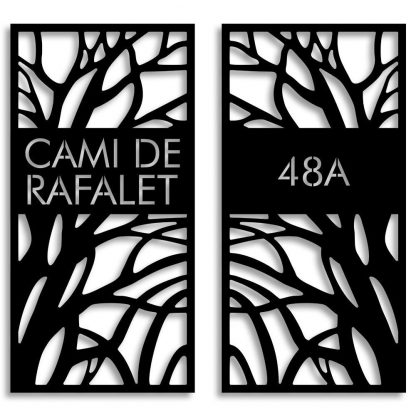 Trebaluger 02| Plasma cut signs and artwork in Spain by Plasma Wizard