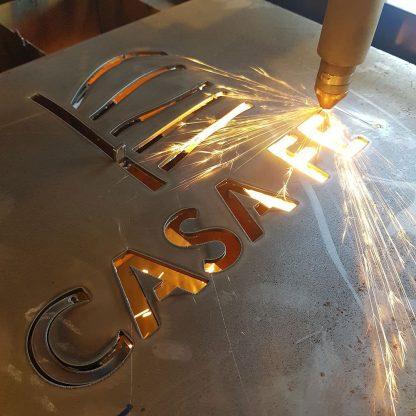 Casa Feliz | Plasma Wizard Cutting Services, Spain