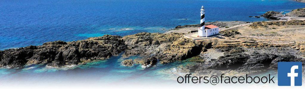 Offers for Facebook Group Members   Plasma Wizard, Menorca, Spain