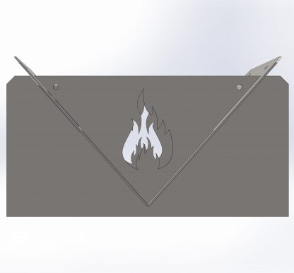 Keep it Simple Fire Pit | DXF Files for Plasma Cutting