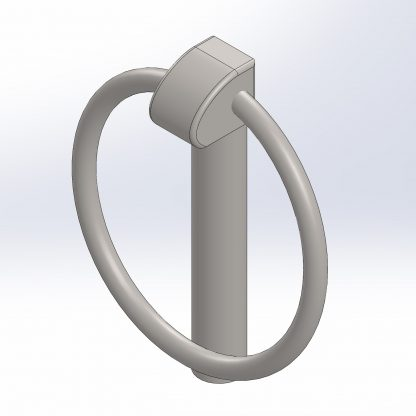 Over Centre Pin | Fire Pit DXF Files for Plasma Cuttting