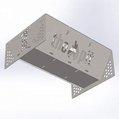 The Party Pit | DXF Files for Plasma Cutting