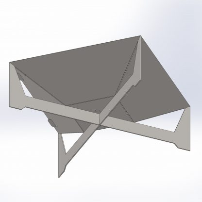 Pyramid Fire Pit   DXF Files for Plasma cutting